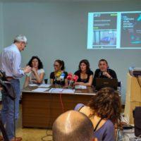 Salhaketa y Torturaren aurkako Taldea (TAT) presenta el informe de la Coordinadora para la Prevención y Denuncia de la Tortura (CPDT) correspondiente al año 2016